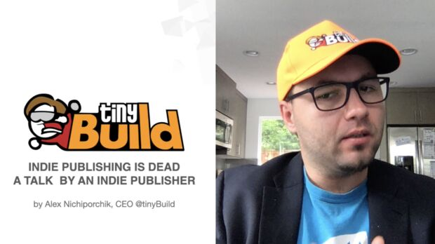 Image for Indie Publishing is Dead - a Talk by an Indie Publisher