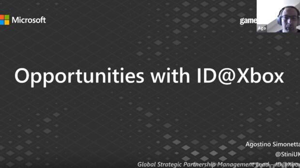 Image for Opportunities with ID@Xbox