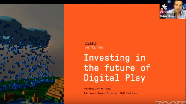 Image for LEGO Ventures: Digital Play Beyond the Brick