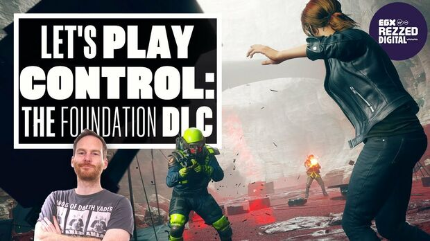 Image for Eurogamer Plays Control's The Foundation DLC
