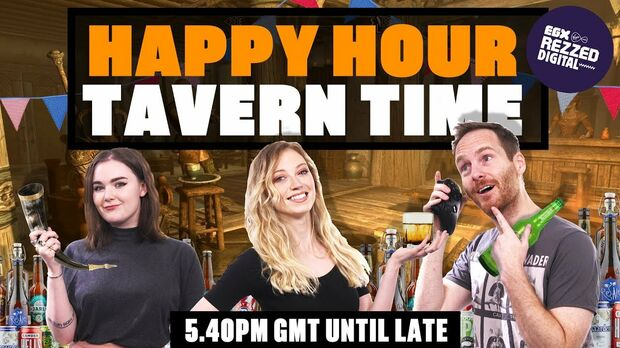 Image for Team Eurogamer's Happy Hour Tavern Time