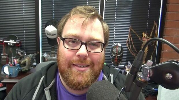 A picture of YouTuber and streamer, Jesse Cox